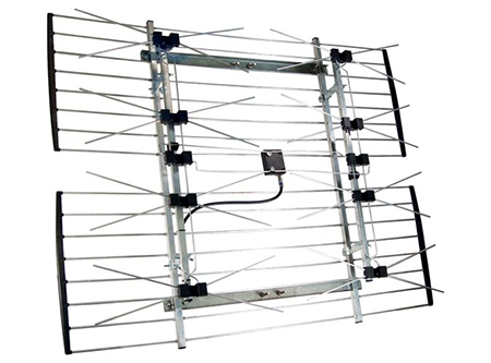 Channel Master 4228HD CM-4228HD Bowtie 8 bay HDTV Antenna In Canada