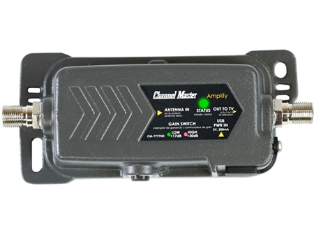 Channel Master 7777HD Preamp