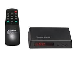 Channel Master 9537 CM-9537 Rotor Controller and remote